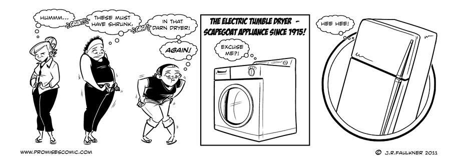 Wrong Appliance