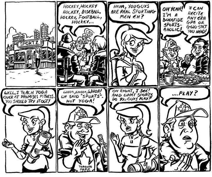 Guest Strip – Brian Evinou