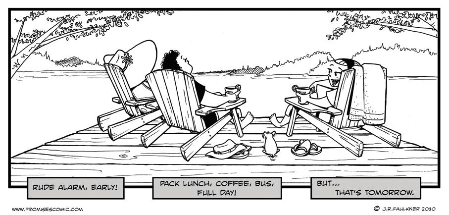 Zen of Long Weekends