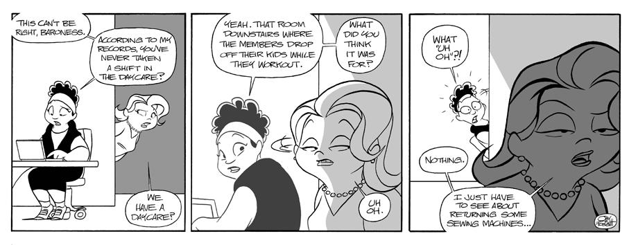 Guest Comic – Jay Fosgitt