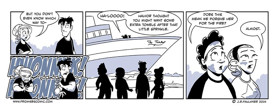 Ahoy, Dahling